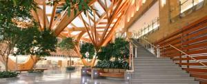 Credit Valley Hospital Atrium - Enerlife
