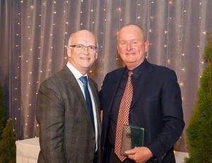Ian Jarvis Enerlife CaGBC Leadership Award October 2015
