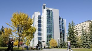 University of Calgary - ICT Building - Enerlife