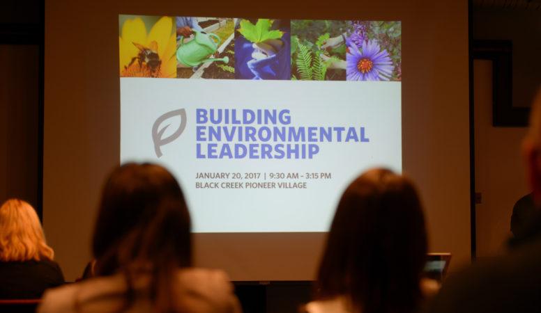 EcoSchools Conference presentation